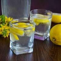 Компот из лимона на зиму