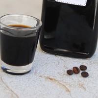Ликер из водки и кофе