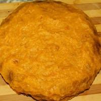 Постный пирог Оранжевое настроение