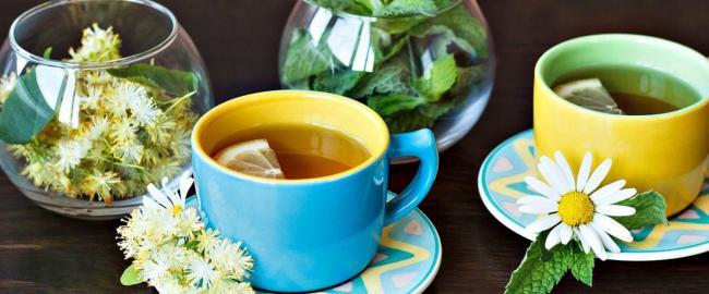 Какой чай успокаивает нервную систему?