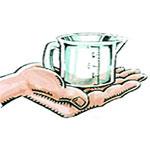 1 чашка