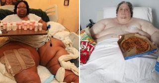 ТОП-25 самых толстых людей в мире