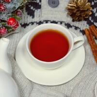 Согревающий зимний чай