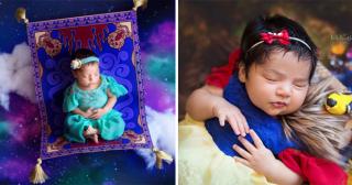 Эти мини-диснеевские принцессы растрогали сердца миллионов, и вы будете в их числе!