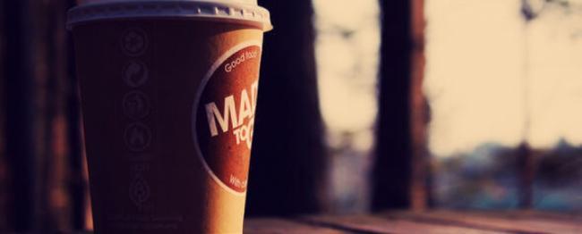 кофе для бега