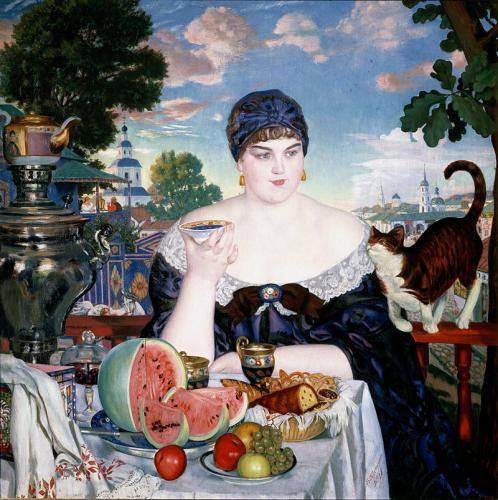 Boris_Kustodiev_-_Merchants_Wife_at_Tea_-_Google_Art_Project.jpg